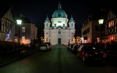 Berndorf an der Triesting. Schauplatz von Check Jack